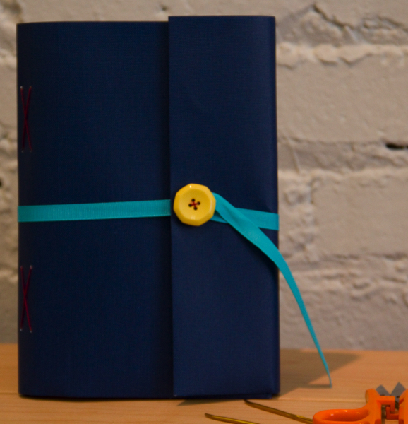 Navy Weaving Journal